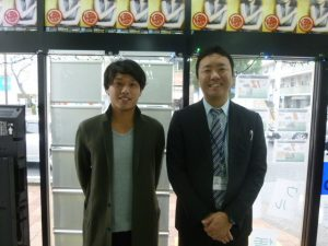 11月度 横須賀賃貸ご契約 F様 北久里浜店