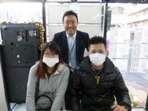 12月度 横須賀賃貸ご契約 A様 北久里浜店