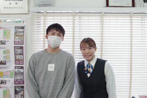 3月度 横須賀賃貸ご契約 K様 北久里浜店
